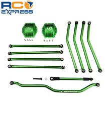 Hot Racing Axial Wraith Aluminum 4 Link Suspension w/ Diff Covers WRA8000X05