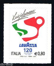 ITALIA 1 FRANCOBOLLO LAVAZZA LUIGI LAVAZZA 2015 nuovo**