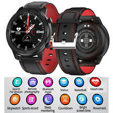 Bluetooth Smart Watch Heart Rate Monitor For Samsung S10 S9 Note 10 9 LG Moto Z3