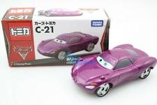 Tomica Takara Tomy Disney Movie CARS 2 Purple Holly C-21 Car Rescue Diecast Toy