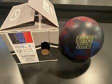 Storm Phaze Zero Overseas Bowling Ball 15lb NIB RARE