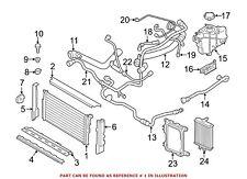 For BMW Genuine Radiator 17118652497
