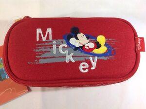 DISNEY Mickey Mouse Case Pencil Case