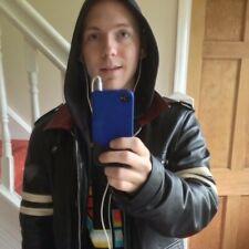 Soul Revolver [PROTOTYPE] Alex Mercer Replica Jacket Italian Leather Size L