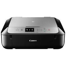 Canon PIXMA MG5721 Colour Wireless All-In-One Inkjet Printer - Black/ Silver