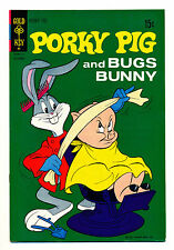Porky Pig #39 (Gold Key) VF7.8