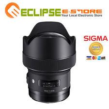 Brand NEW Sigma 14mm f/1.8 DG HSM Art Nikon Lens