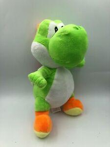 Super Mario Bros Green Yoshi 2019 Nintendo Plush Soft Stuffed Toy Animal Doll
