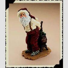 "Boyds Holiday Santa ""S. C. Toastiebun"" #28019 -1E- 2006- New"