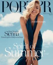 PORTER Magazine Summer 2016 SIENNA MILLER Josephine Skriver CONSTANCE JABLONSKI