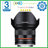 New Samyang 12mm f/2.0 NCS CS Lens for Sony E-Mount (APS-C) - 3 Year Warranty