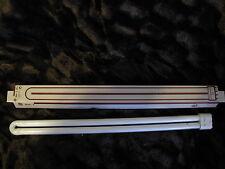 2 x GE Biax S/E 2G11 40W F40BX/830 4 Pin 554mm Fluorescent Tube Light Lamp UK