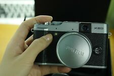 Fujifilm X Series X20 12.0MP Digital Camera - Black Silver