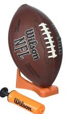 Nfl Football with Pump and Tee Official Size