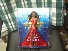 2017 Holiday  AA  Barbie Doll Brand NEW in Box   BNIB African American doll