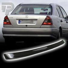 Carbon For Mercedes BENZ C280 W202 Sedan L Style Trunk Spoiler Facelift 1993
