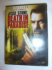 Jesse Stone: Death in Paradise DVD TV movie murder mystery Tom Selleck NEW!