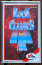 "MC Musikkassette ""ROCK CLASSICS BY ROCK ORCHESTRA & STRINGS"""