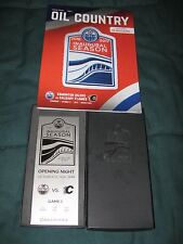 Edmonton Oilers NHL Rogers Place Inaugural Program 10.12.16,Commemorative Ticket