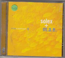 SOLEX + M.A.E. - in the fishtank 13 CD
