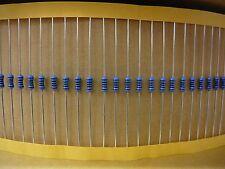 YAGEO Metal Film Resistor 100 Ohm 1% 1/4W   **NEW**  20/PKG