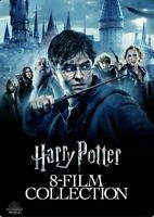 Harry Potter 8-Film Collection (2017) 4K UHD+HDX MoviesAnywhere DIGITAL