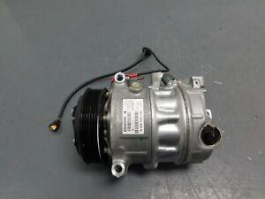 2018 17 19 Porsche Cayman 718 2.0L H4 Turbo A/C Compressor  #1396