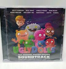 UglyDolls Ugly Dolls Original Motion Picture Soundtrack CD 2790 Nick Jonas
