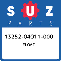 13252-04011-000 Suzuki Float 1325204011000, New Genuine OEM Part