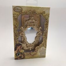 Disney Store Beauty & the Beast Belle Live Action Iphone Case Mirror Gold Deco