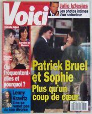 Revue Voici Septembre 1993 Patrick Bruel