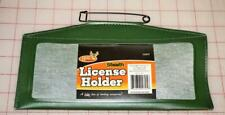 HME Products Hunters License & Tag Holder Olive Color NEW