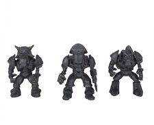 NAZI NECRO CYBORGS 54mm (Tehnolog, hard plastic) Fobos clan / Battle Beasts