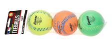 Franklin Teeball Probrite Rubber, 3er Pack, Ball, Ballsport, Baseballbälle