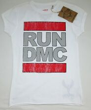 Amplified offici.run DMC Logo Hip Hop 80' ème rock star vintage tunique