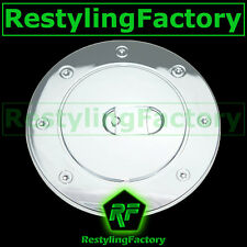 07-18 TOYOTA TUNDRA CREW MAX Triple Chrome Plated ABS Gas Door Fuel Cap Cover
