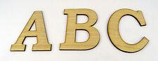 Rovere impiallacciato XXL in legno alfabeto lettere / Vivaio Arredamento / alfabeto muro