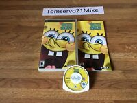 SpongeBob's Truth or Square (Sony PSP, 2009) Complete - Tested - FREE SHIPPING