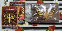 Used CSM Masked Kamen Rider Ryuki ODIN Card Deck with Advent Card MINT VBuckle