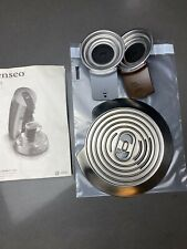 Philips Senseo SL 7832 Coffee Maker 2 PCs 1 Cup Pod Holder And 1 Cup Holder Used