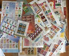 China Hong Kong 1997 ~ 2019 2020 Mini S/S x 58 Full Stamp + Coral Fish + Museum