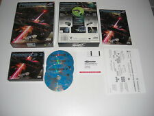 FREESPACE 2 Pc Cd Rom Original FREE SPACE II BIG BOX  - FAST SECURE POST