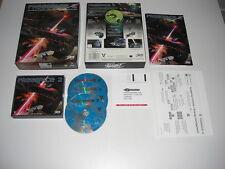 FREESPACE 2 Pc Cd Rom Original FREE SPACE II BIG BOX  - FAST SECURE POST