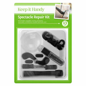 13 piece handy Spectacle Glasses Repair Kit