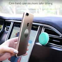 Universal Car Holder for iPhone Samsung Air Vent Outlet Mount Magnetic Stand