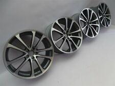 AUDI S8 A8 A7 D5 4N0 21 ZOLL 9J ET37 Original 4X Felgen Alufelgen Aluminium RiM