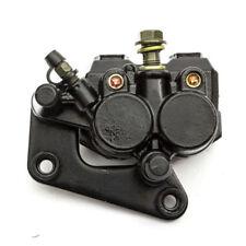 Étriers de frein et composants noirs pour scooter