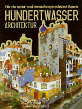 Hundertwasser: Architecture by Angelika Muthesius, NEW Book, (Hardcover)
