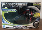 Transformers Dark Of The Moon Optimus Prime Armored Weapons Platform Cyberverse