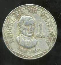 PHILIPPINES 1 piso   1982  ( bis )